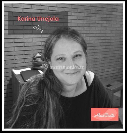 Karina Urrejola - Cantante
