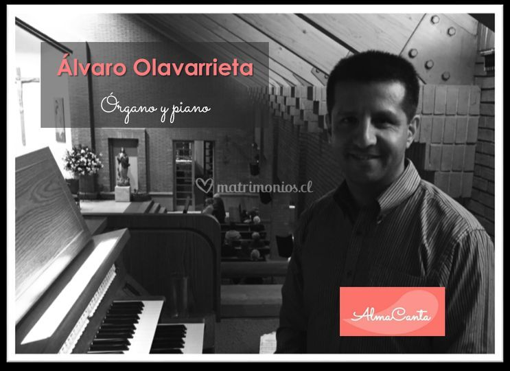 Álvaro Olavarrieta - Órgano