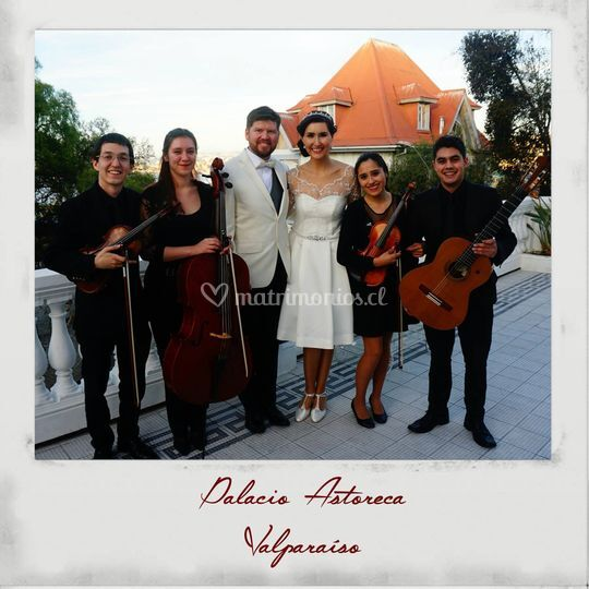 Matrimonio en Valparaíso