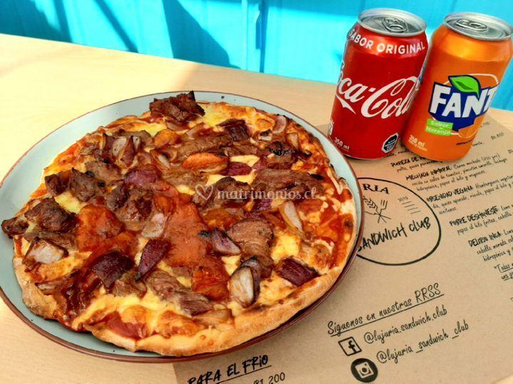 Pizza delirio inca