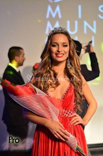 Miss mundo chile