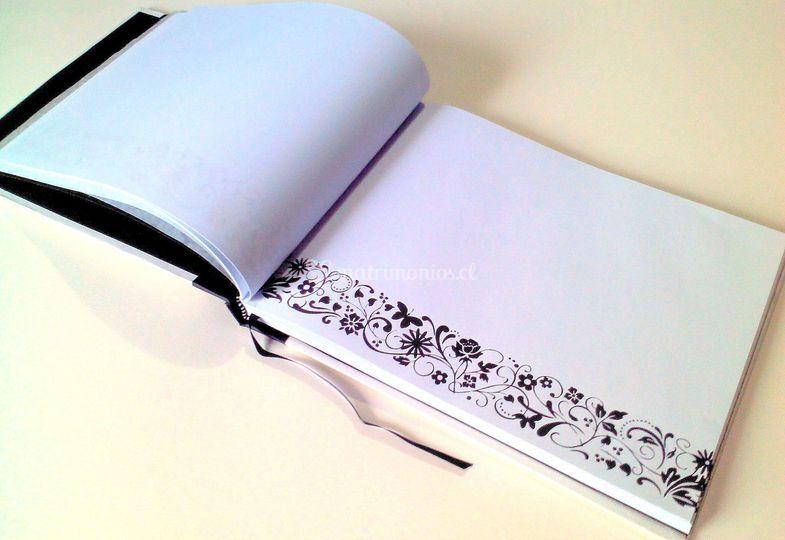 Páginas con diseños especiales