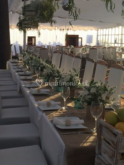 Matrimonio Playa Tololo