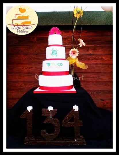 Aniversario 134 Temuco 2015