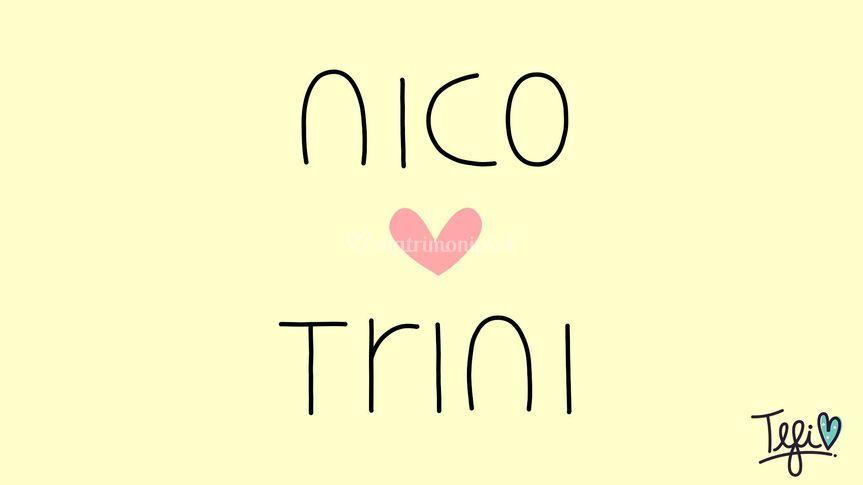 Nico y Trini - Tefi