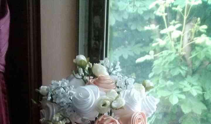 Ramo de novia eterno