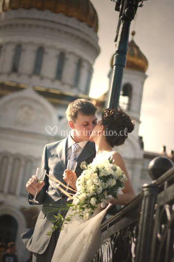 Sesión post matrimonio