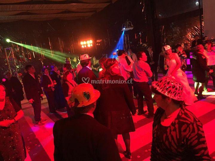 Fiesta boda