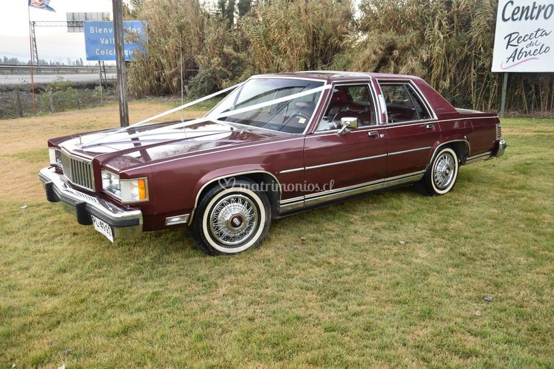 Ford mercury (grand marquis)
