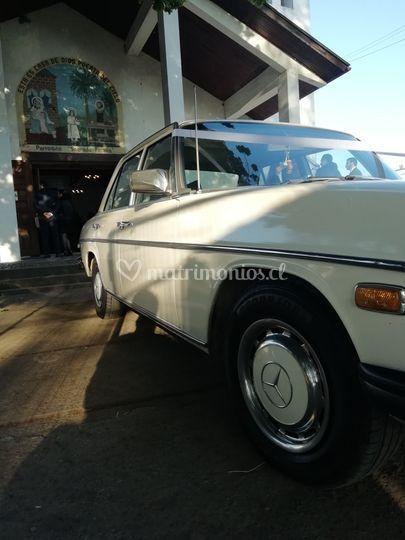 Mercedes Benz 1974