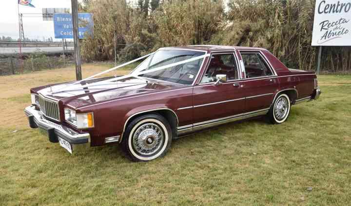 Ford mercury (grand marquis)