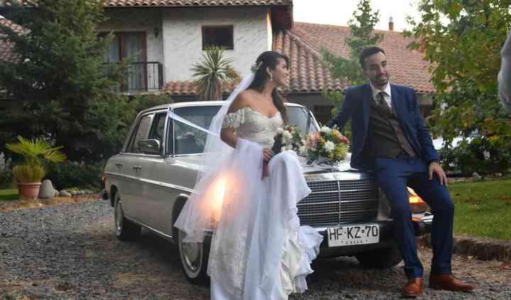 Matrimonio jhonatan y fernanda