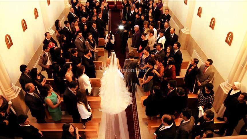 Matrimonio Marcela y Fernando