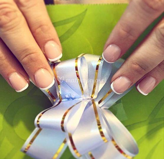 Gel sobre uñas naturales