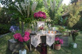 Flores y Jardín