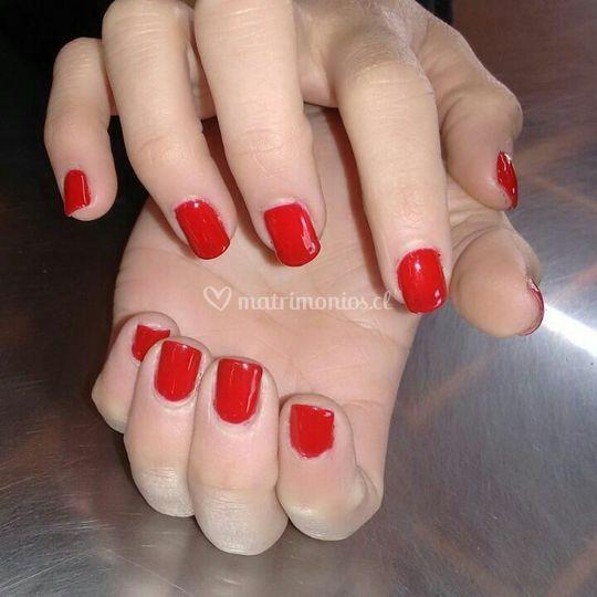 Clásico y amado rojo
