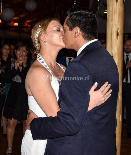 Matrimonio Sandra y Robert