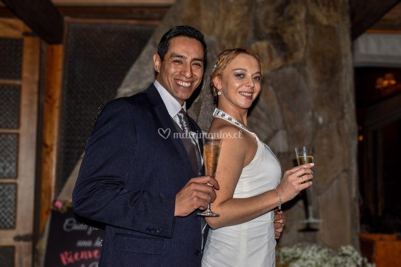 Matrimonio Sandra