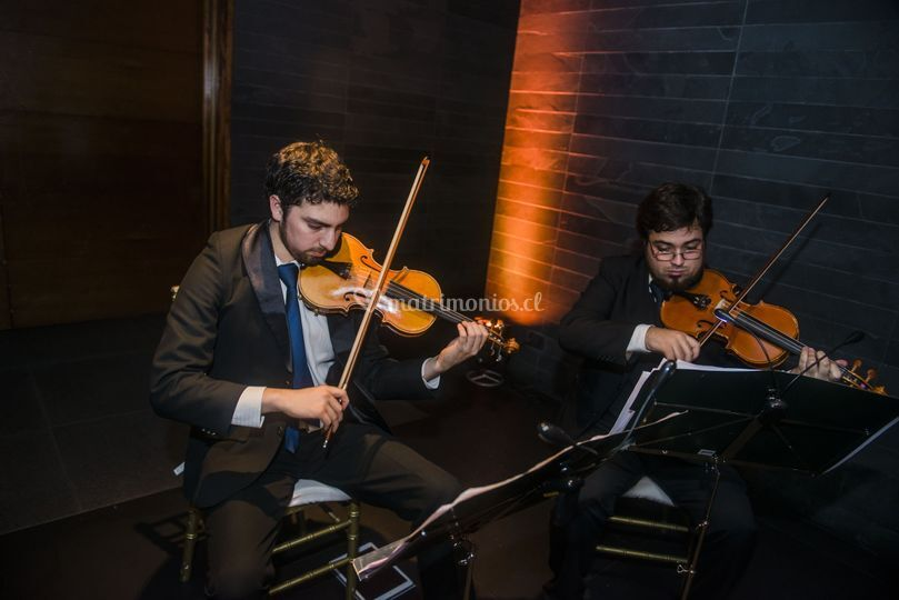 Luis y Sebastián