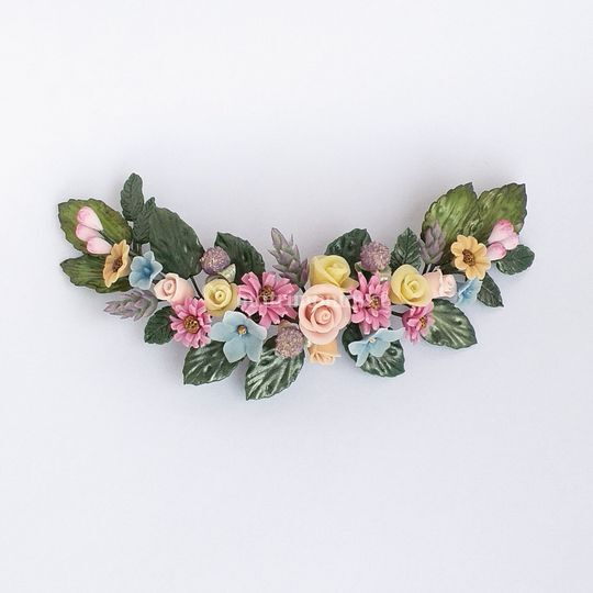 Semicorona Floral