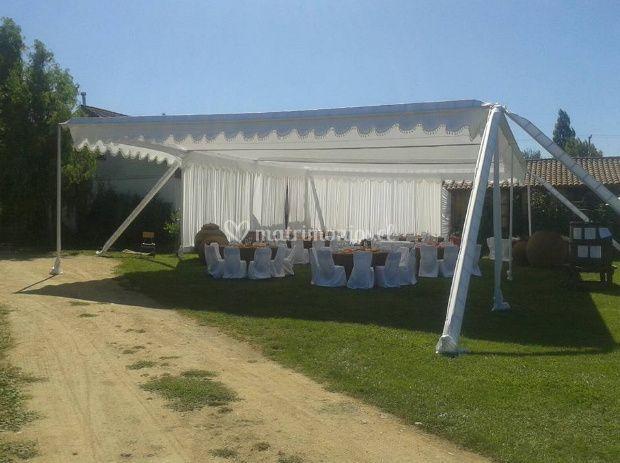 Ceremonia carpa