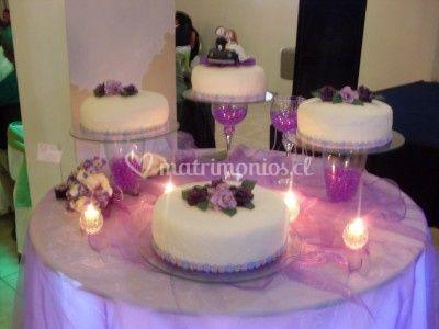 Torta y ambientación