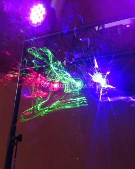 Efectos Laser