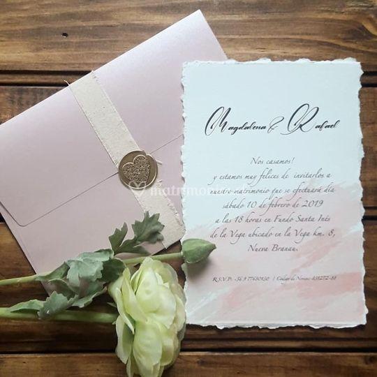 Invitación Magdalena