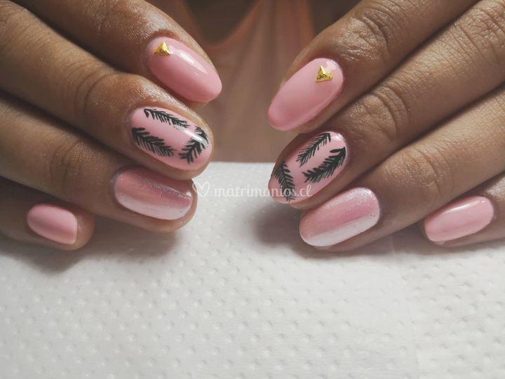 Manicure y diseño