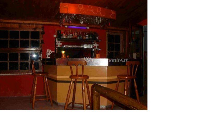 Bar para la fiesta