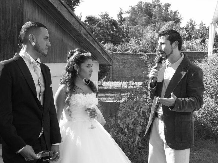 Matrimonios en Santiago
