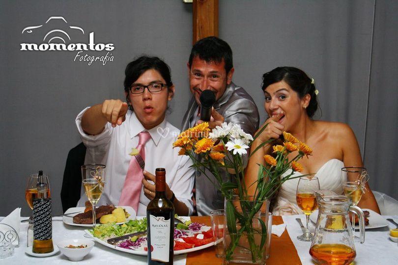 Matrimonio Jaime y Daniela
