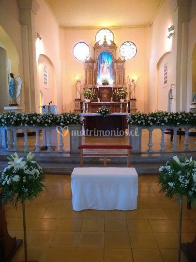Iglesia Lagunillas