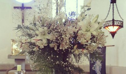 José Vergara Decoración Floral 1
