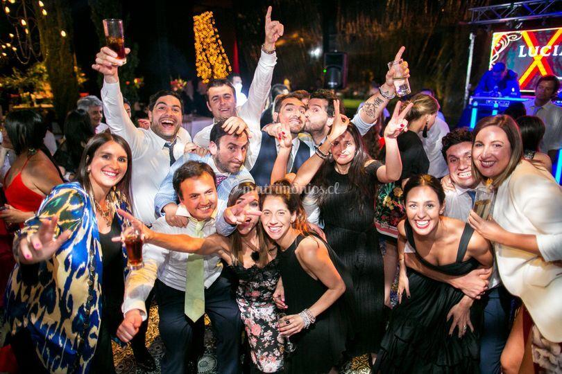 Sociales Fiesta