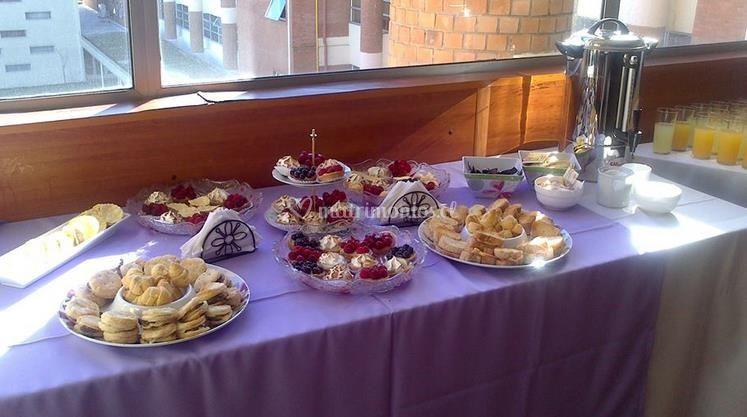 Banquete de dulces