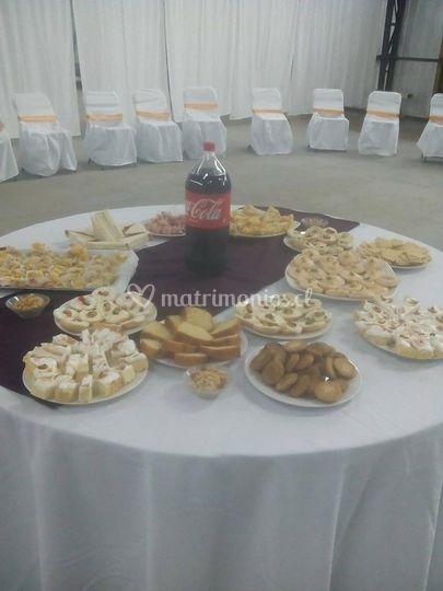 Cóctel boda