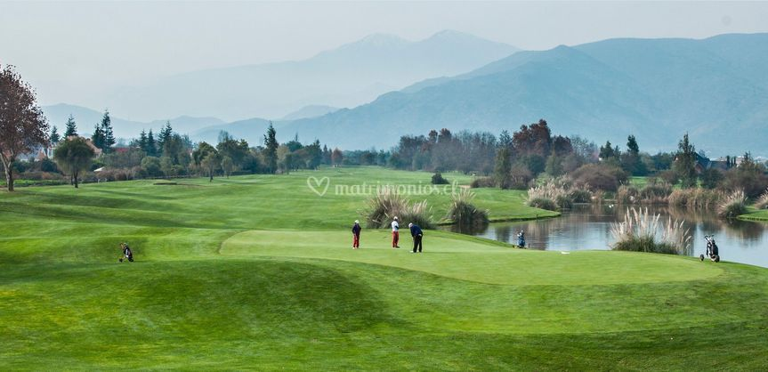 Club de Golf Las Brisas de Chicureo