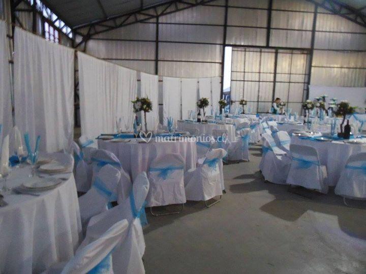 Mobiliaro boda