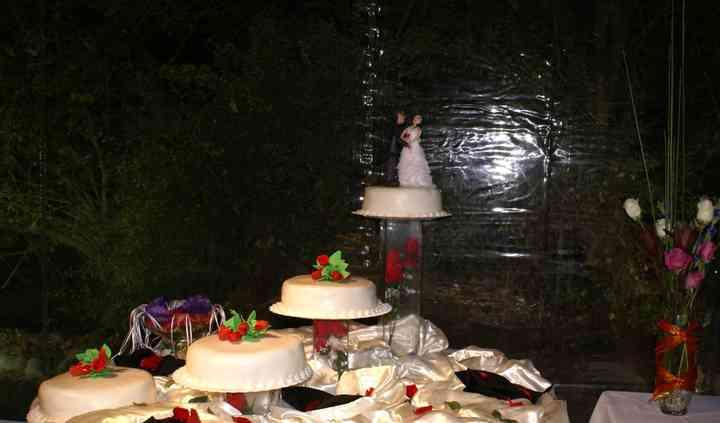 Torta y decoración