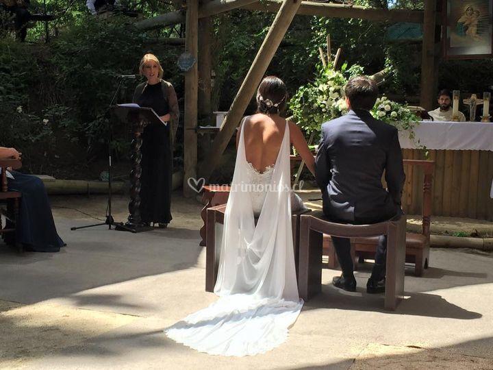 Matrimonio Cota y Pito Riera