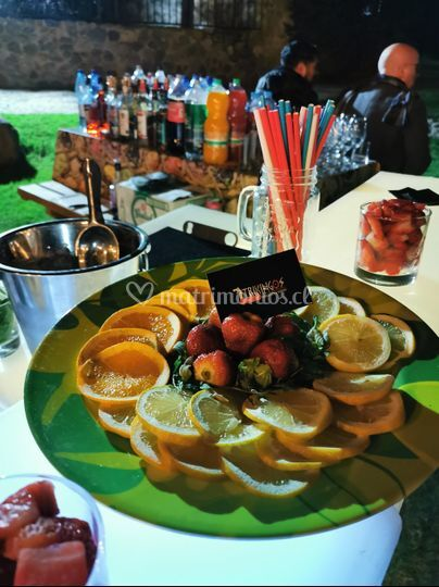 Frutas seleccionadas