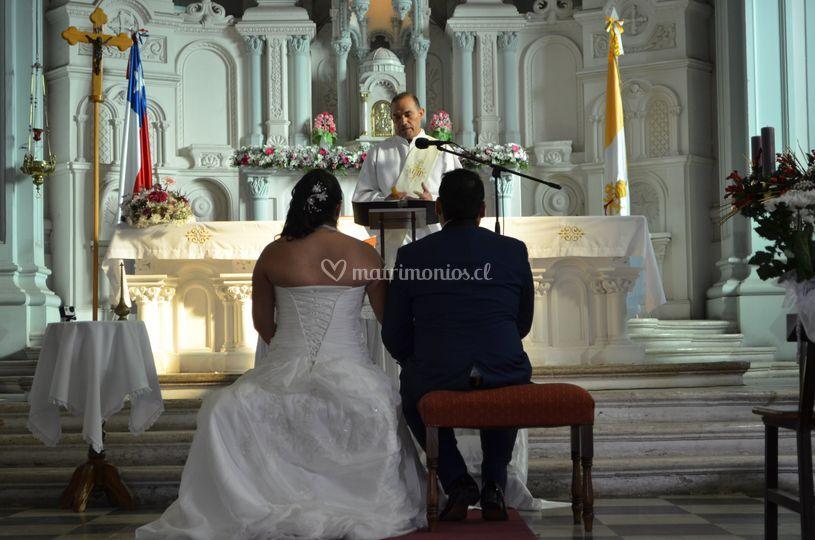 Matrimonio Nadia y Hector