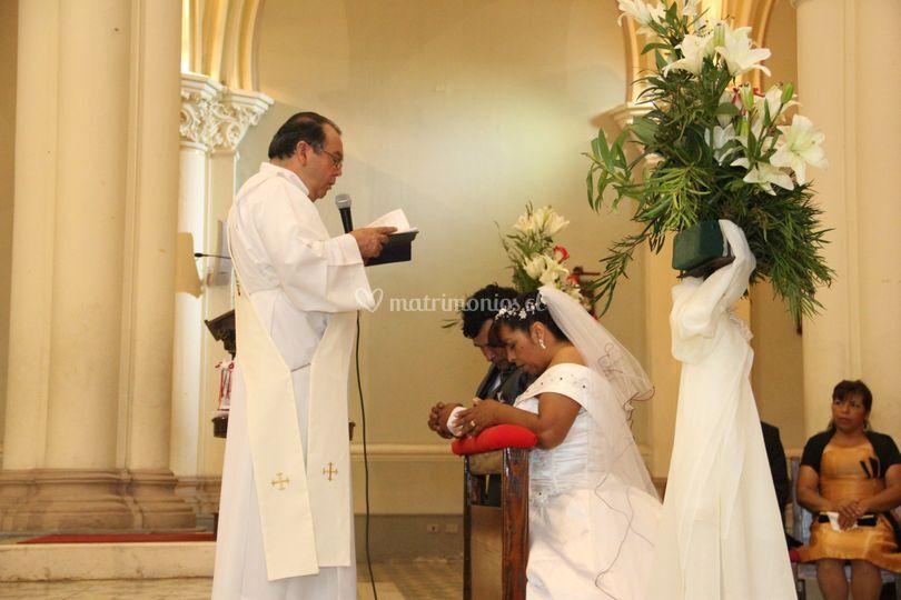 Registro de todo el matrimonio