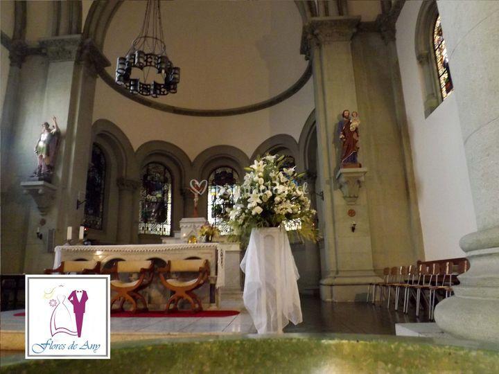 Iglesia Capuchino Recreo