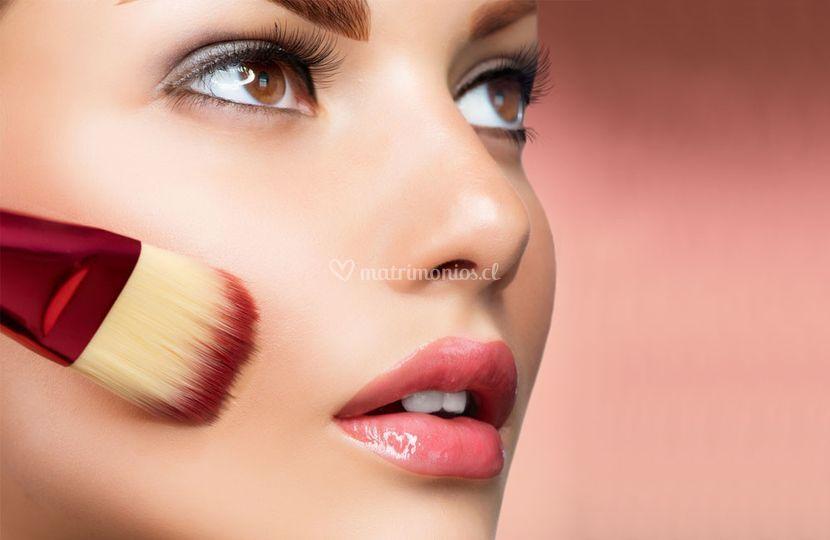 Maquillaje fresco