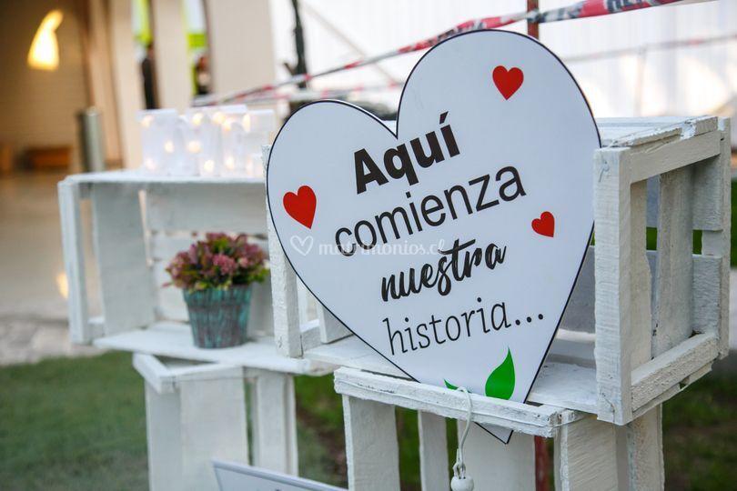 Rincón romántico