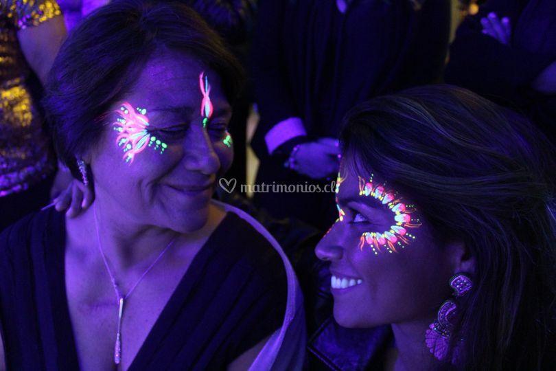 Experiencia ultravioleta