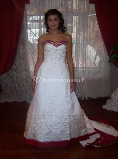 Arriendo de vestidos de novia maipu