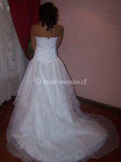 Vestido blanco